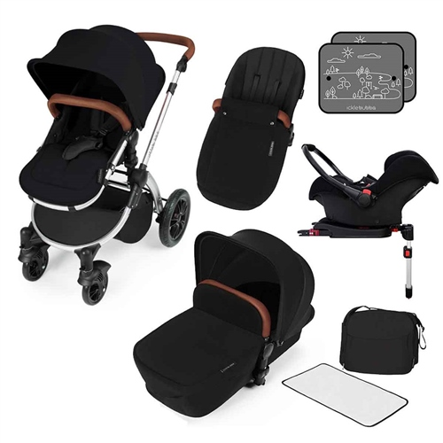Ickle Bubba Stomp V3 All-In-One Travel System + Isofix Base  - Click to view larger image