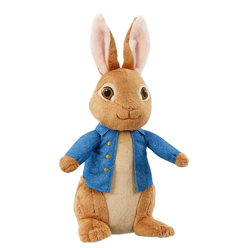 Beatrix Potter Talking Movie Plush Toy  - Click to view larger image