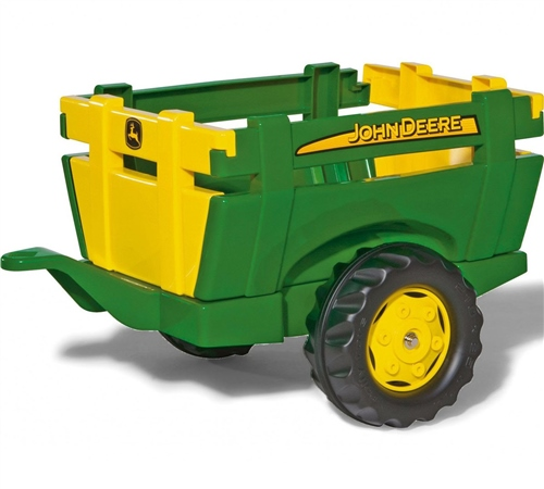 Rolly Toys - John Deere Farm Trailer for Child's Tractor