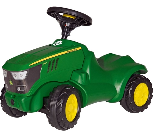 Rolly Toys John Deere 6150R Mini Trac Child's Tractor  - Click to view larger image