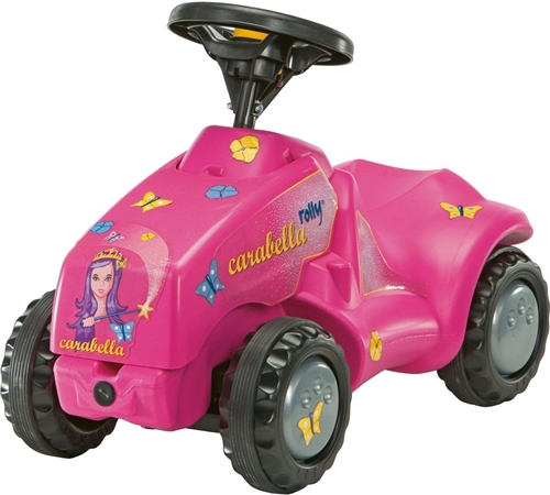 Rolly Toys - Pink Princess Carabella Mini Trac Child's Tractor