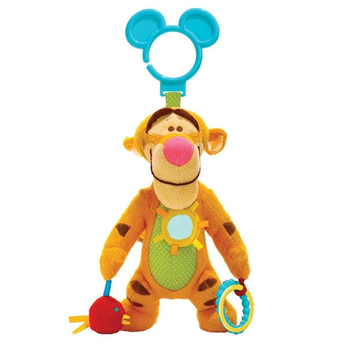 Winnie the Pooh Baby Tigger Activity Toy - Click to view larger image 13c086766004