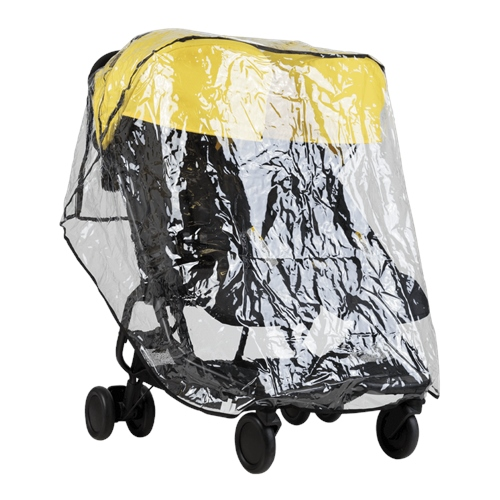 Mountain Buggy Nano Duo Storm Cover  - Click to view larger image