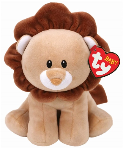 04dfc1e380b ty Beanie Babies - Bouncer Lion - Click to view larger image