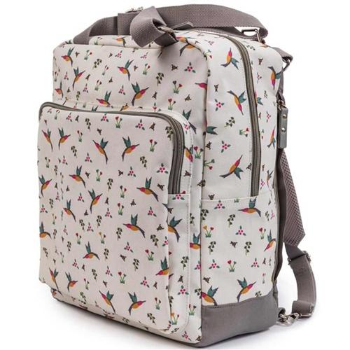 Pink Lining Wonder Bag Samuel