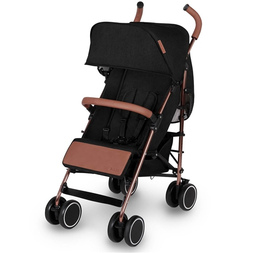 d3c417e2a9a Ickle Bubba Discovery Stroller Black - Click to view larger image