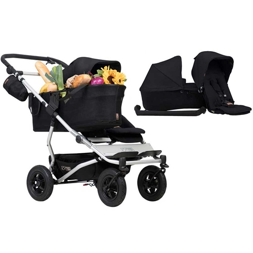Mountain Buggy Duet v3 bundle  - Click to view larger image