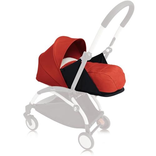 BABYZEN YOYO+ Newborn Pack - Red