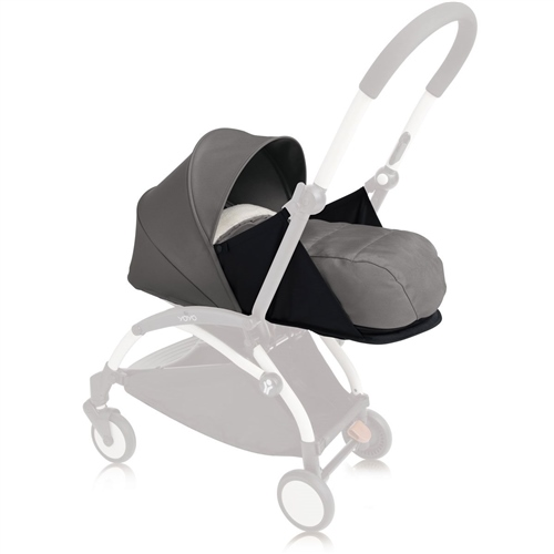 BABYZEN YOYO+ Newborn Pack - Grey