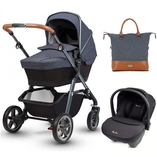 Silver Cross Pioneer Special Edition Orkney + Simplicity Car Seat  - Click to view larger image