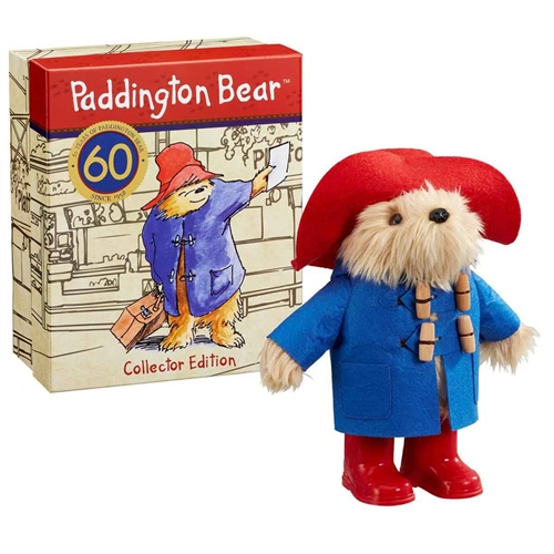 Rainbow Designs - Collector Paddington in 60th Anniversary Gift Box