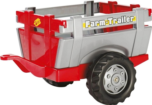 Rolly Toys - Red Farm Trailer