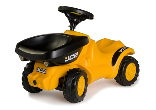 Rolly Toys - JCB Mini Trac with Tipping Dumper
