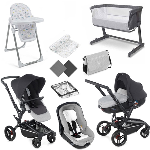 Jane Rider Matrix Nursery & Travel System Bundle 1  - Click to view larger image