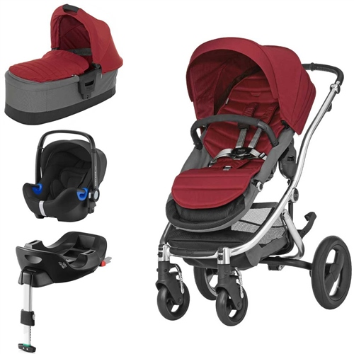 Britax Affinity i-Size Travel System  - Click to view larger image