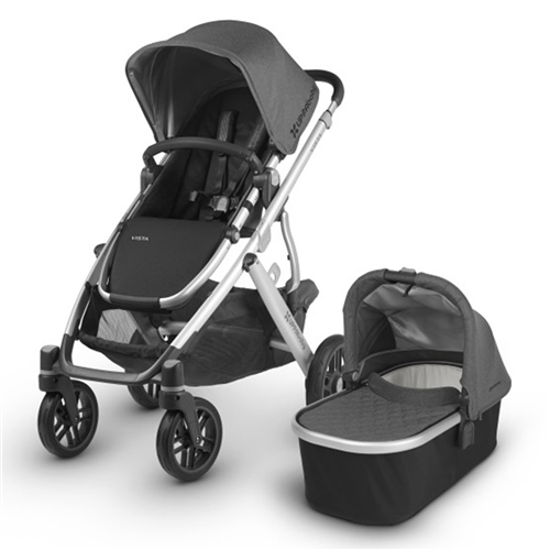 Uppababy Vista Pushchair and Carrycot – William
