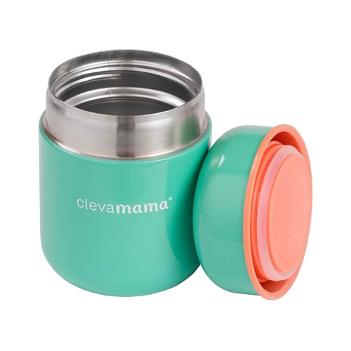 ClevaMama 8 Hour Food Flask  - Click to view larger image