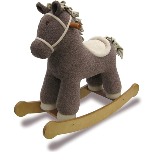 Little Bird Told Me Hobnob Rocking Horse  - Click to view larger image