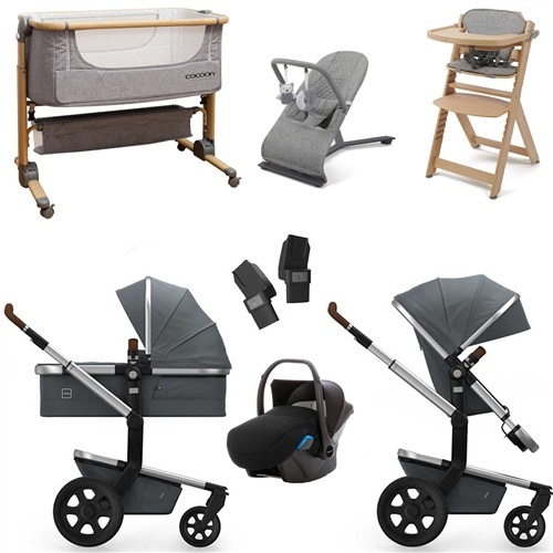 Joolz Day3 Complete Nursery & Travel System Bundle 1  - Click to view larger image