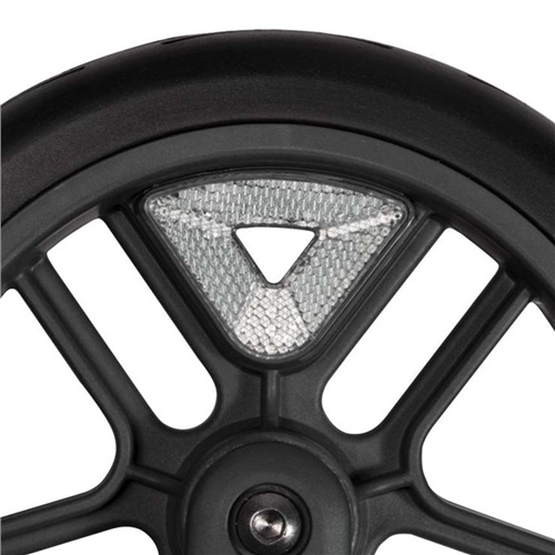 Uppababy - Vista Snap on Wheel Reflector Pack
