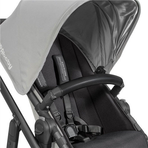 Uppababy Vista/Cruz Leather Bumper Bar Cover  - Click to view larger image