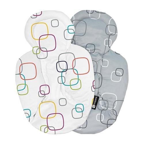 4moms Newborn Insert - White/Grey