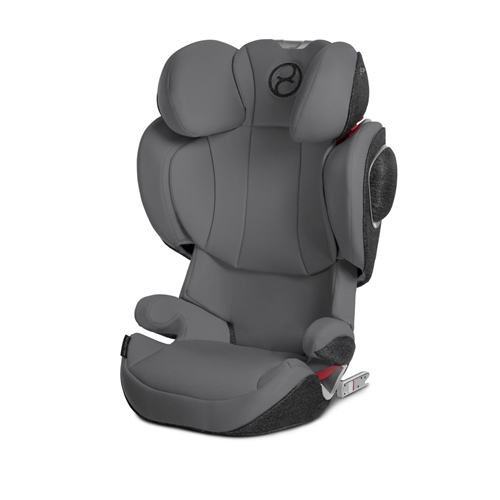 Cybex Solution Z-FIX Car Seat - Manhattan Grey