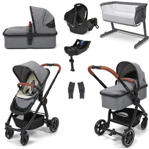 BabyLo Cloud XT Travel System Essential Bundle  - Click to view larger image