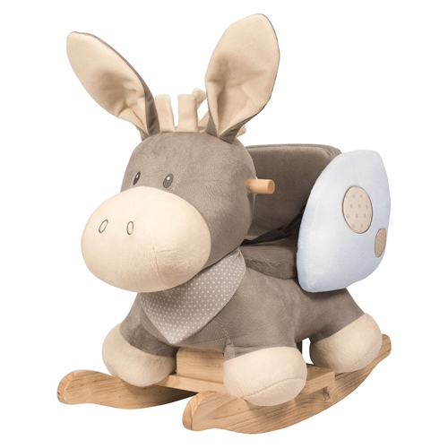 Nattou Cappuccino the Donkey Rocker