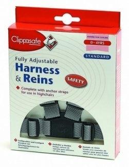 Clippasafe Harness & Reins