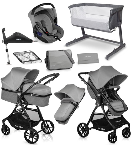 Be Cool Spirit Travel System & Essential Nursery Bundle  - Click to view larger image