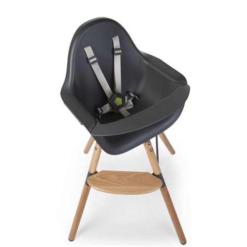 Childhome Evolu One.80° Chair - Natural Anthracite