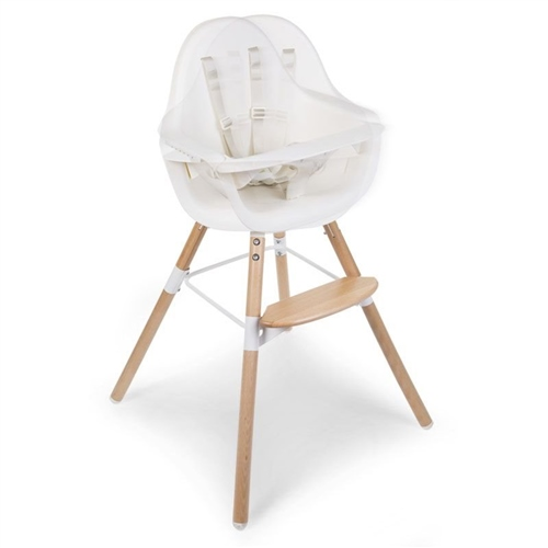 Childhome Evolu One.80° Chair - Natural White