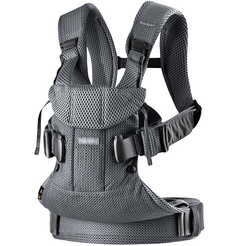 BabyBjorn Baby Carrier One Air - Anthracite 3D Mesh