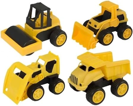 Toy Lorries & Construction Vehicles