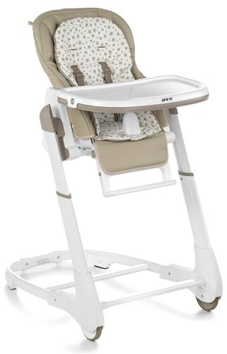 Jane Wammy Eco Leather Highchair - Cream