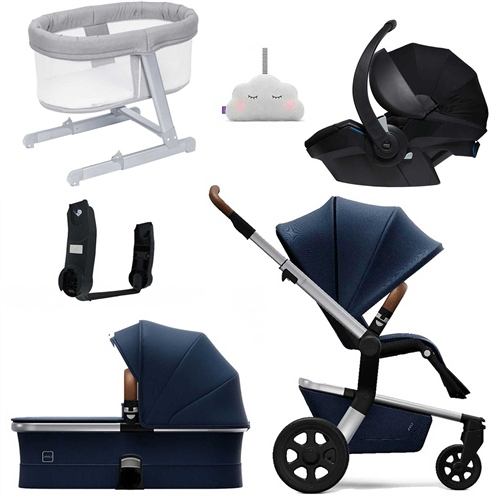 Joolz Hub Travel System & Essential Nursery Bundle  - Click to view larger image