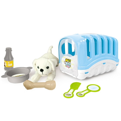 Dolu My 1st Pet Dog Play set  - Click to view larger image
