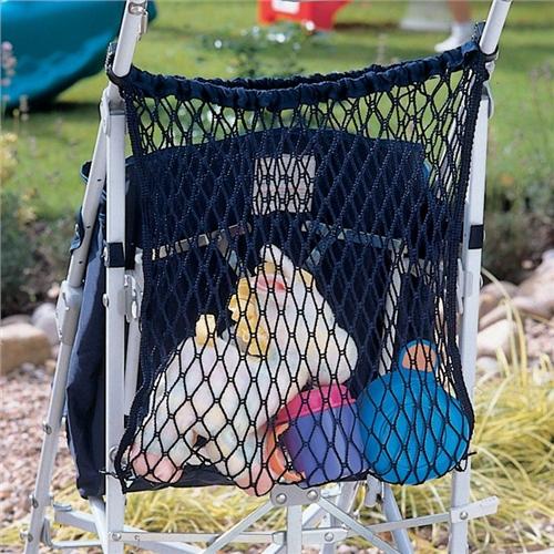 Clippasafe Stroller Net Bag  - Click to view larger image