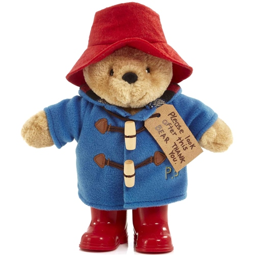 Rainbow Designs - Classic Paddington Bear with Boots