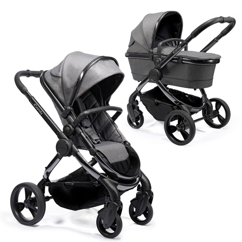 iCandy 2020 Peach Combo Complete Pram Set  - Click to view larger image