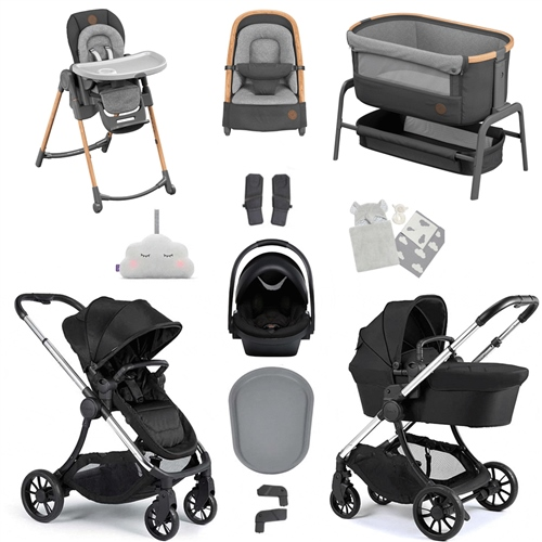 iCandy Lime Travel System & Luxury Nursery Bundle  - Click to view larger image