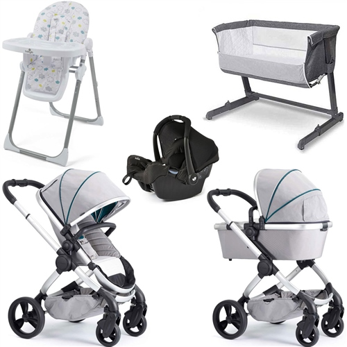 iCandy Peach Premium Travel & Nursery Bundle  - Click to view larger image