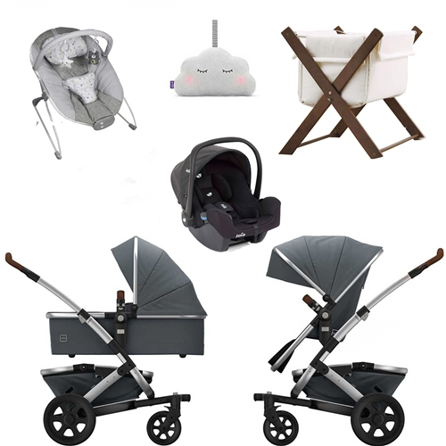 Joolz Geo2 Travel System & Essential Nursery Bundle  - Click to view larger image