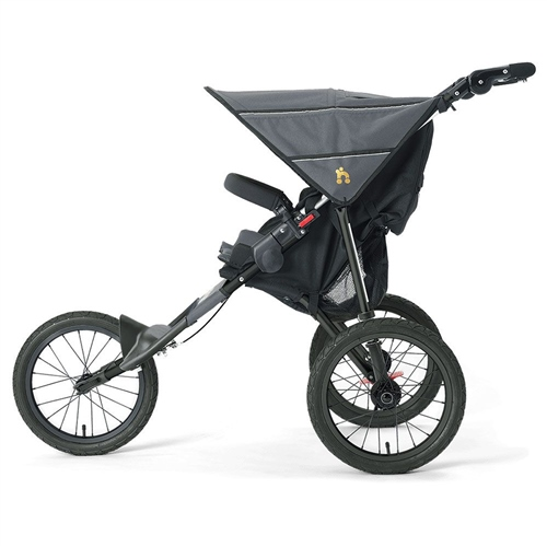 Out 'n' About Nipper Sport Stroller - Raven Black