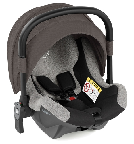 Jane Nest iSize Baby Carrier for Groowy Car Seat - Horizons