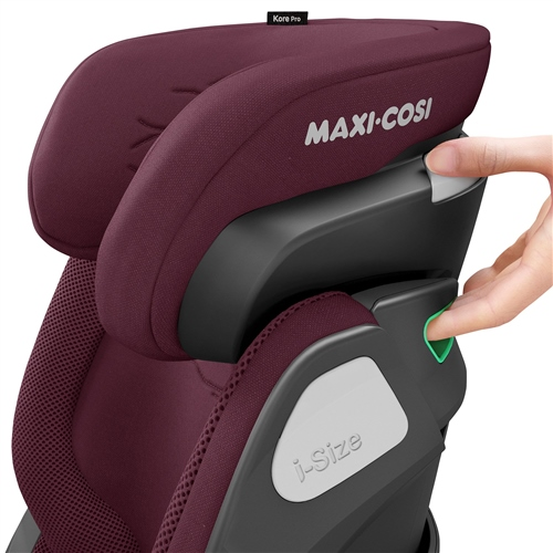 Maxi-Cosi Kore Pro i-Size Car Seat - Authentic Red