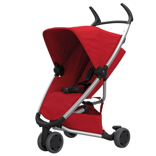 Quinny Zapp Xpress Pushchair - All Red