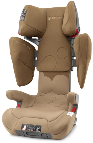 Concord Transformer XT Plus Car Seat - Tawny Beige