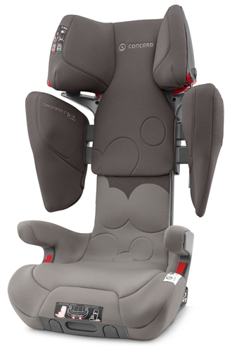 Concord Transformer XT Plus Car Seat - Moonshine Grey